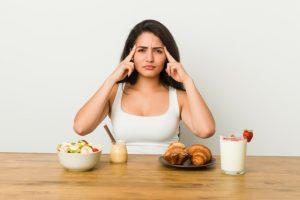 esercizio mindful eating
