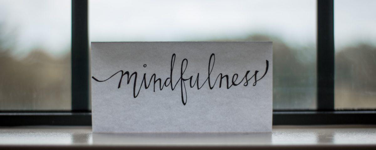 esercizi mindfulness